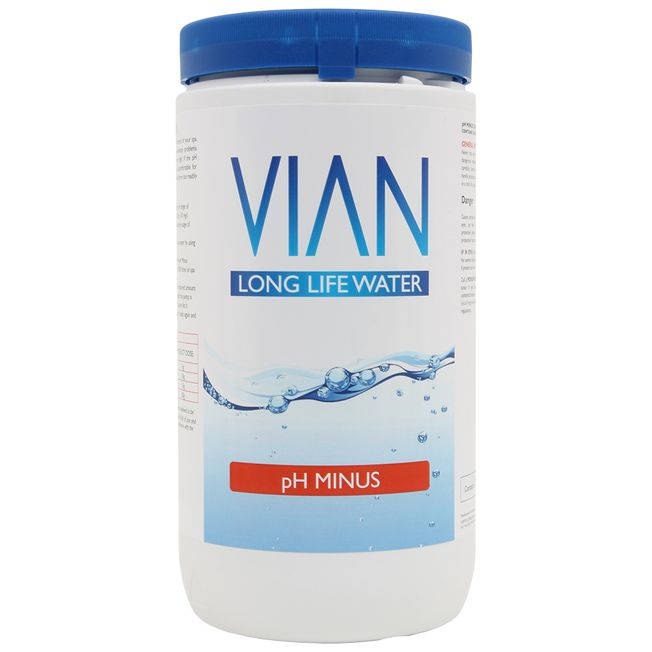 Vian Hot Tub PH Reducer